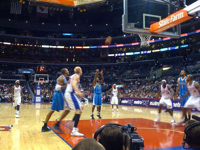 Los Angeles Clippers Courside Seats