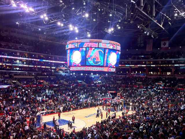 Los Angeles Clippers Premier Seats