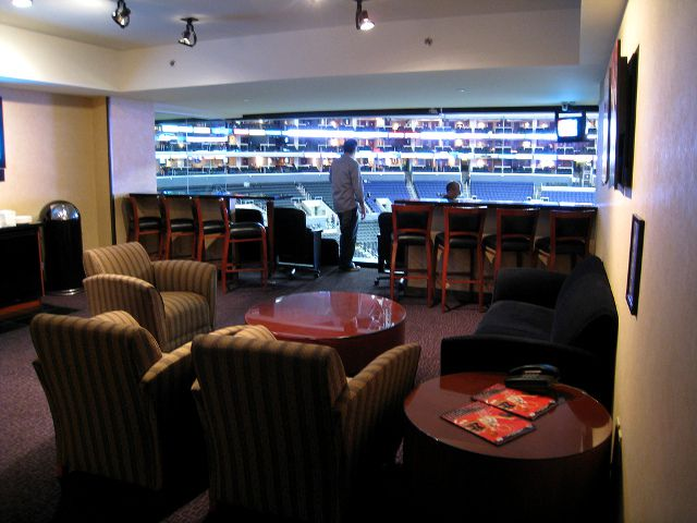 Los Angeles Clippers Suite Seats