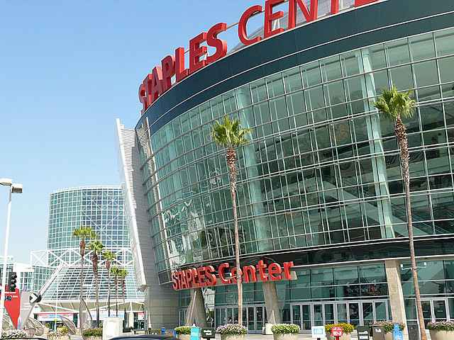 STAPLES Center: Home of the Los Angeles Clippers